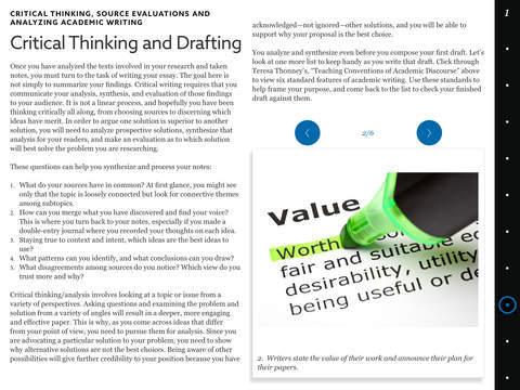 Write my critical thinking website