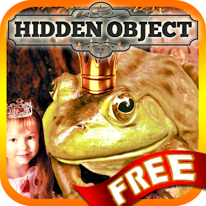 Hidden Object Princess Wonder icon