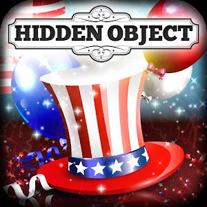 Hidden Object: Stars & Stripes icon