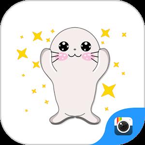 (FREE) Z CAMERA SEAL STICKER icon