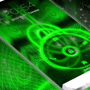 Locker Green Neon icon