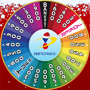 Luckiest Wheel Christmas icon