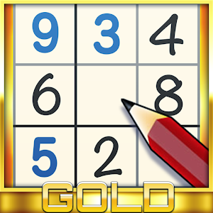 Sudoku GOLD icon