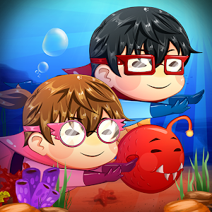 Superkids Underwater Adventure icon