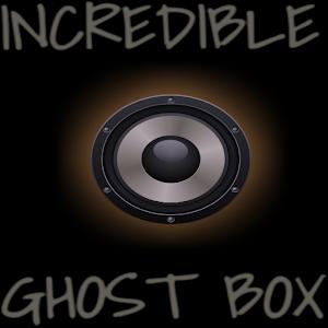 INCREDIBLE ITC GHOST BOX - AppRecs