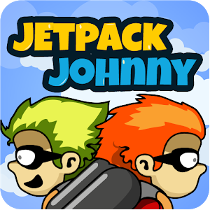 Endless Jetpack Johnny icon
