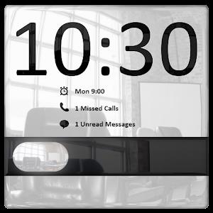 Free Glass Slide Locker icon