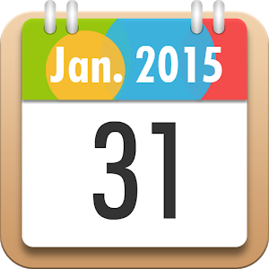 Easy Schedule - quick calendar icon