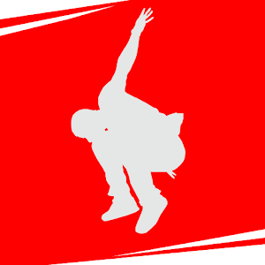 Faith Runner- on the edge icon