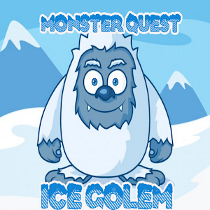 Monster Quest Ice Golem icon