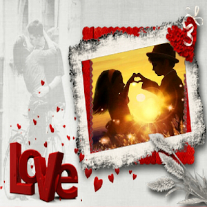 Love Photo Frame. icon