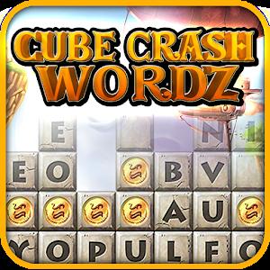 Cube Crash: Wordz Premium icon