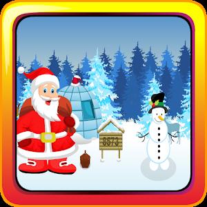 Santa Ice Escape icon