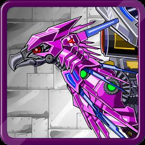 Toy Robot War:Robot Eagle icon