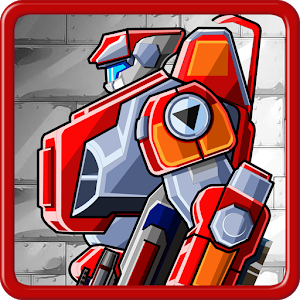 Toy RobotWar:Robot Raging Fire icon