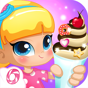 Ice Cream Maker-Cooking Game icon