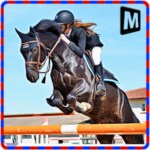 Police Horse Training 3D icon