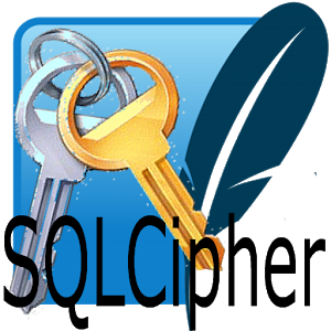 SQLCipher Decrypt/Encrypt icon