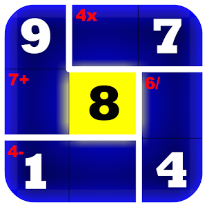 Calcudoku+Mathdoku(Sudoku) icon