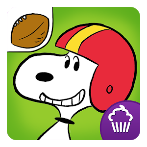 Snoopy's All Star Football icon