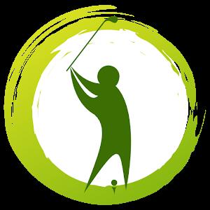 SimplyGolf - Free Golf GPS icon