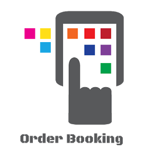 Customer Order Booking icon