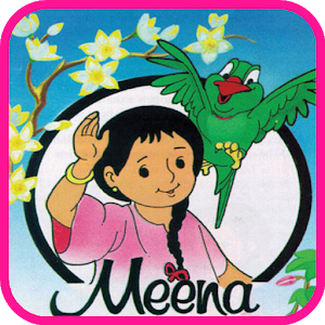 Meena Kids Cartoon icon