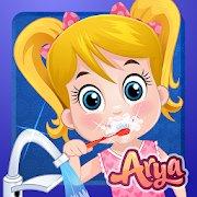 Baby Arya Good Morning icon