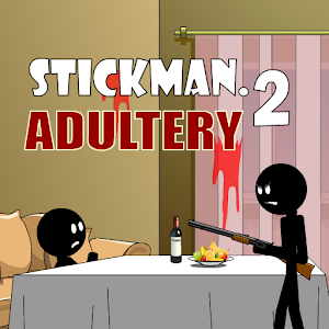 Stickman Love And Adultery 2 icon