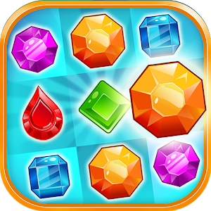 Jewels Match 3 Quest 2016 icon