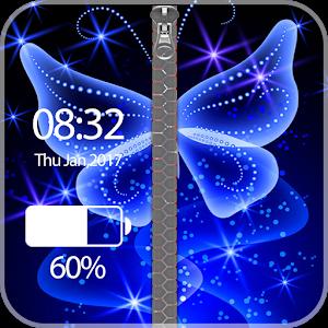 Butterfly Lock Screen Pro icon