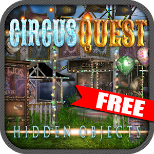 FREE Circus Find Hidden Object icon