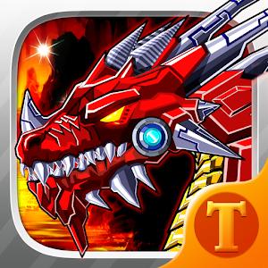 Toy Robot War:Fire Dragon icon