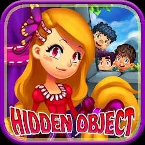 Hidden Object - Rapunzel Free! icon