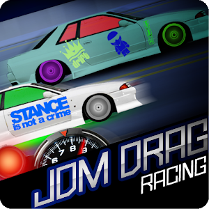 JDM Drag Racing icon