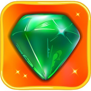 Jewel Blitz 2018 - Classic Jewel Match 3 Game! icon