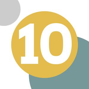 10 Coins icon