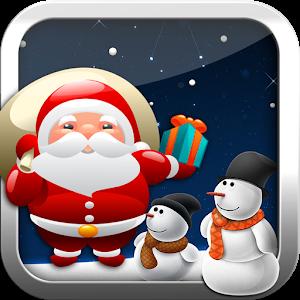 Christmas Snow Abode Escape icon