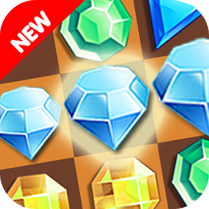 Jewel Legend World - Magic Gem icon