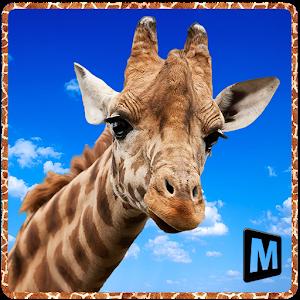 Clan of Giraffe 3D icon
