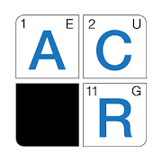 Acrostics Crossword Puzzles icon
