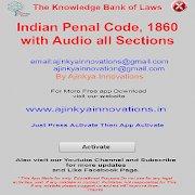 IPC 1860 English with Audio icon