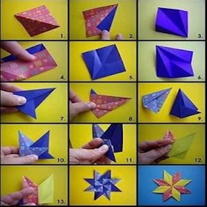 papper handcraft icon