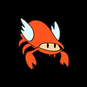 Angel Crab icon