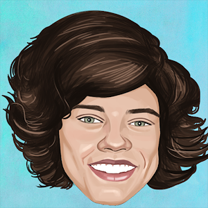 One Direction Games:Harry Dive icon