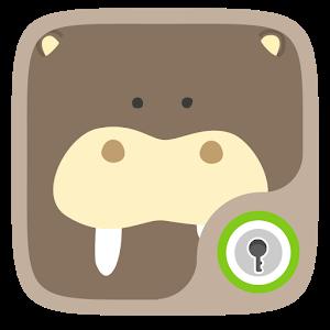 (FREE) Hippo Live GO Locker icon