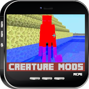 Creature Mods For MCPE icon