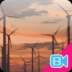 ► Wind Mills Live WallPaper icon