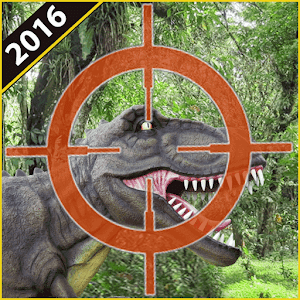 Deadly Dinosaur Hunting icon