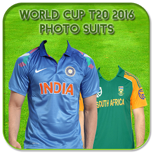 World Cup T20 2016 Photo Suits icon